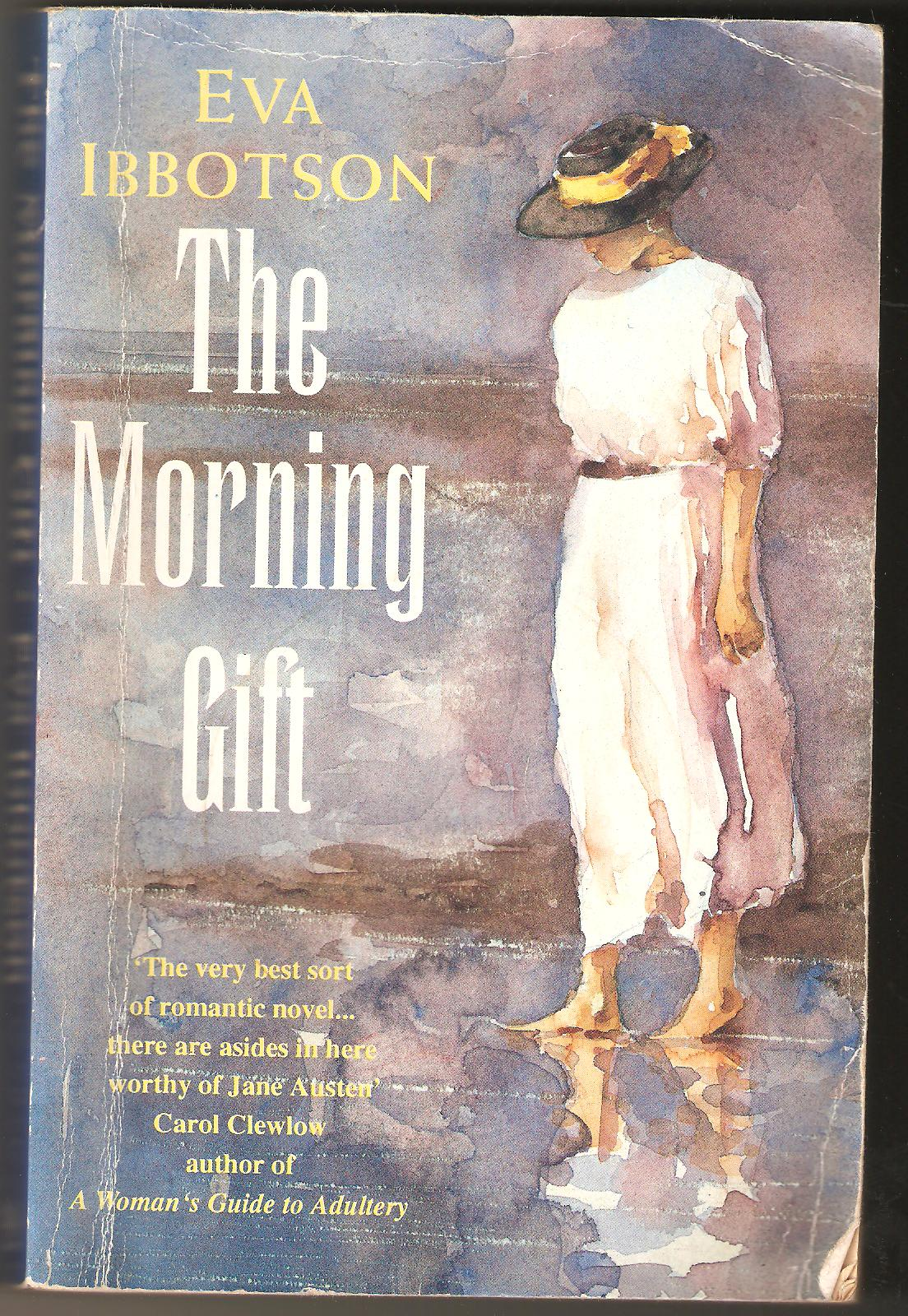 My own favourite of her novels is The Morning Gift, with its unlikely St  George of a hero and its gloriously logical and slighty loopy heroine.