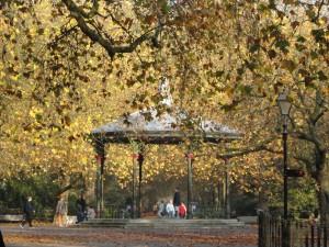 Battersea Park, Bandstand